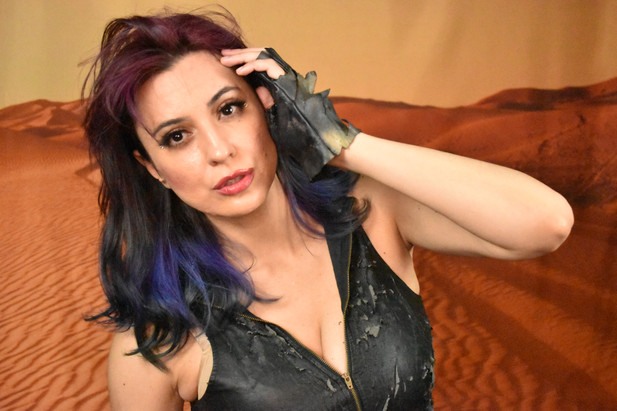 Angelina DelCarmen Promo