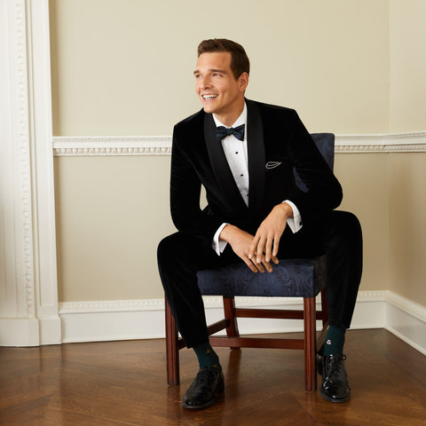 Brooks Brothers Holiday Feature