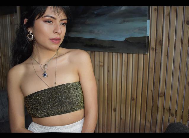 Mexican Vocalist Natalia