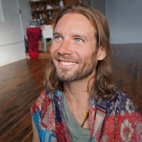 Author Luke Maguire Armstrong Headshot