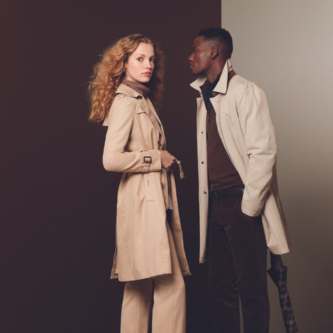Brooks Brothers and Zac Posen Editorial