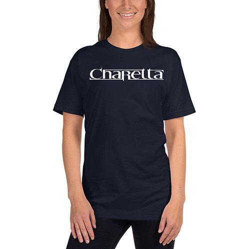 "American Apparel Classic ""CHARETTA"" JERSEY COTTON T-Shirt (Unisex)"