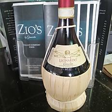 Red Wine Leonardo Chianti