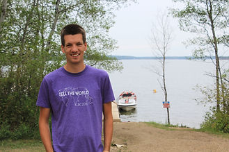 Clay Wiens - Ministry Director at Kenosee Lake Bible Camp