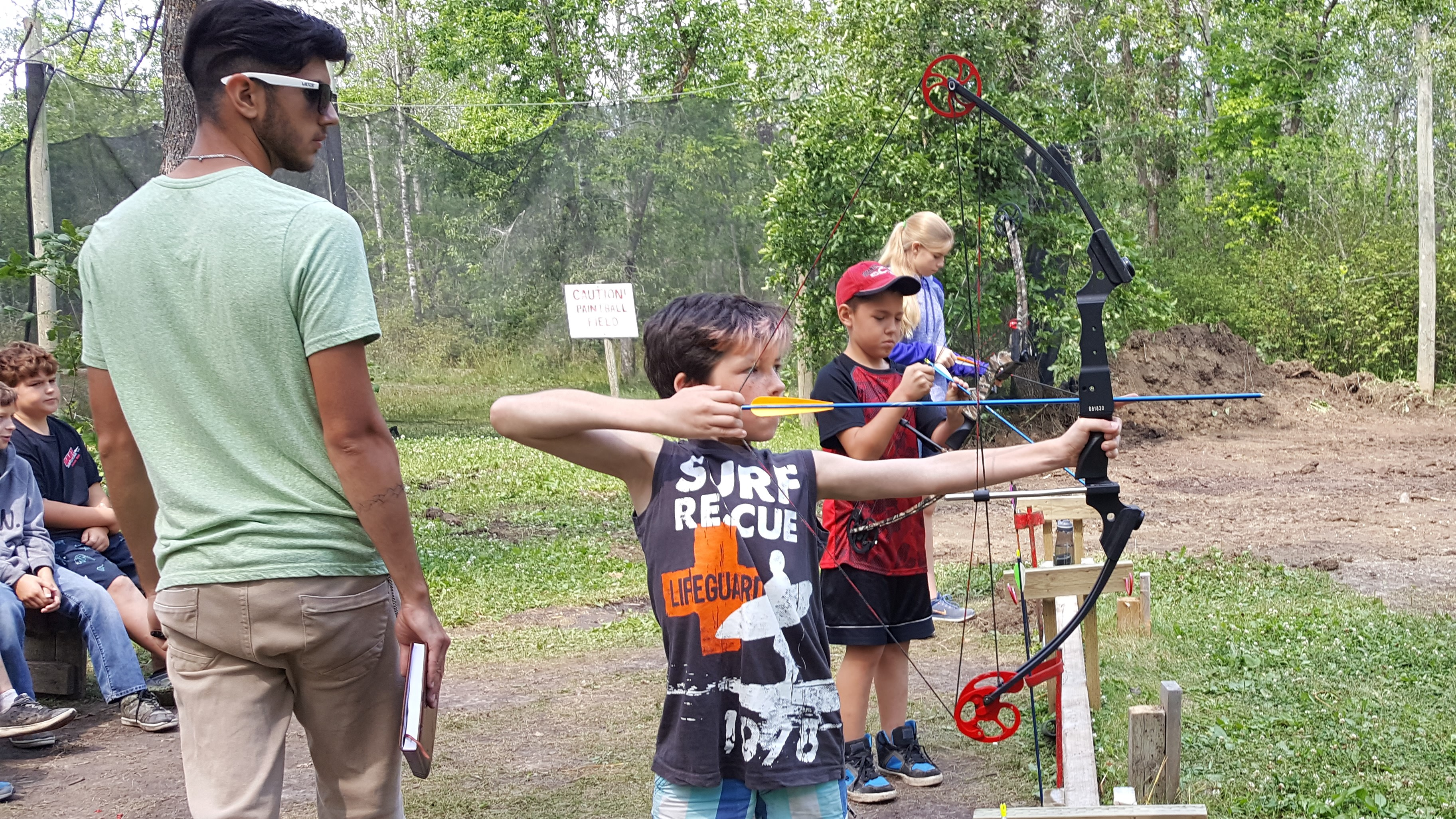 Archery - All Camps