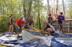 Outdoor Living - All Camps