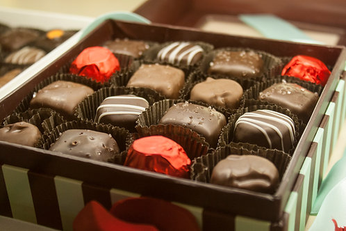 Fancy Chocolate Boxes