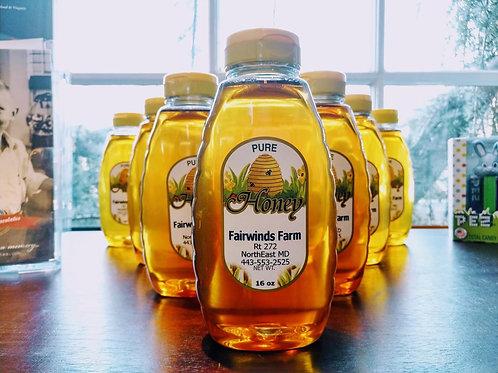 Local Honey (Fairwinds Farm)
