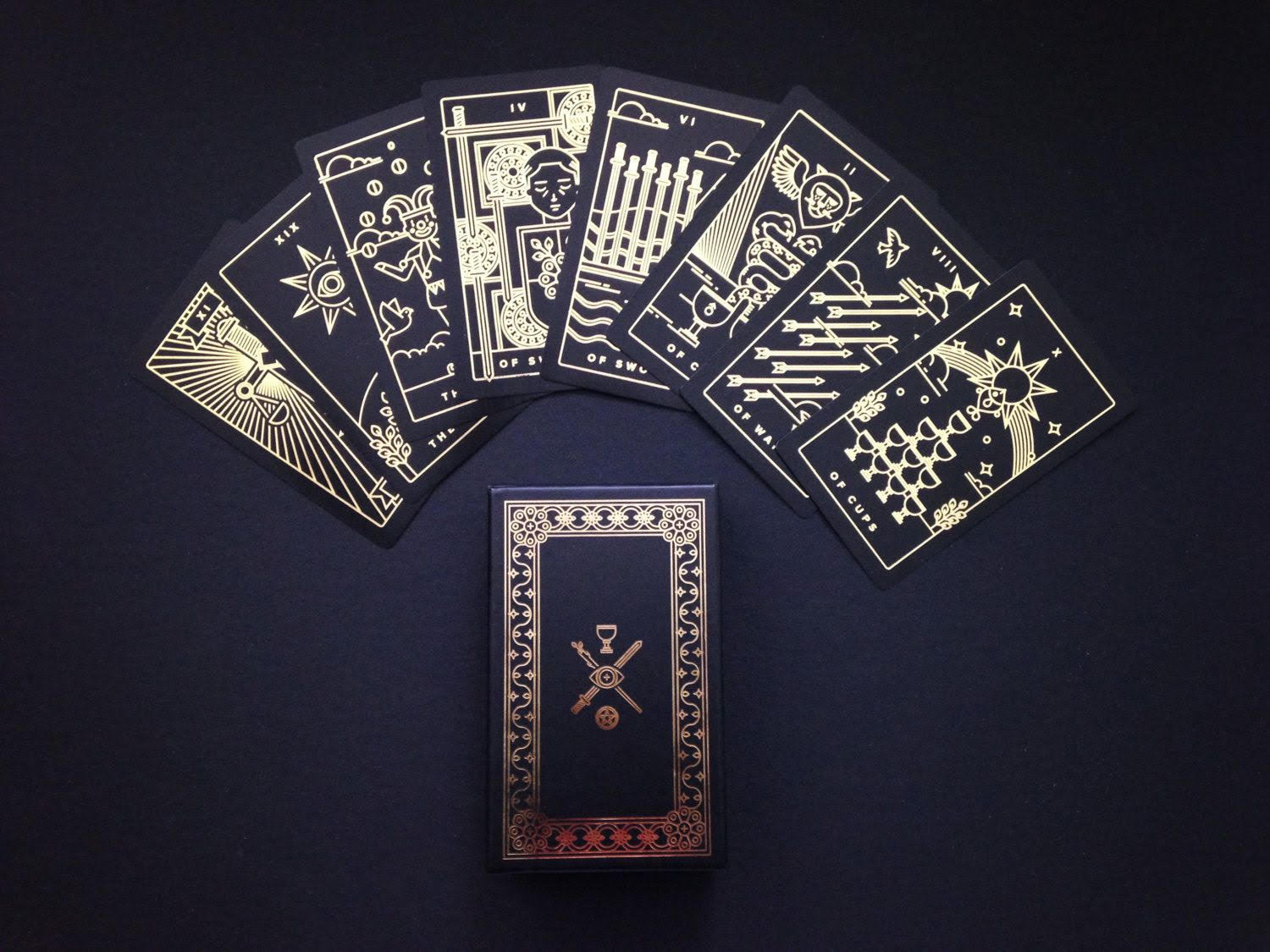 Card Reading (Reflection)