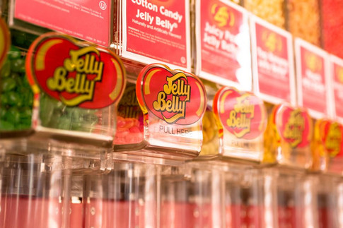 Jelly Belly (24 varieties)