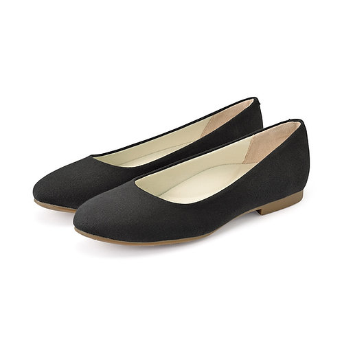 Water Repellent Flat Shoes