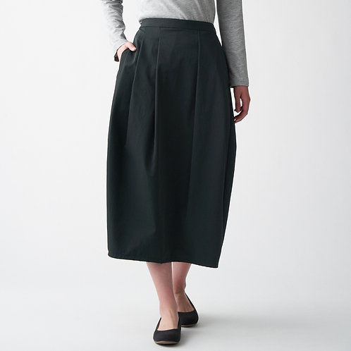 Water Repellent Stretch Chino Balloon Skirt