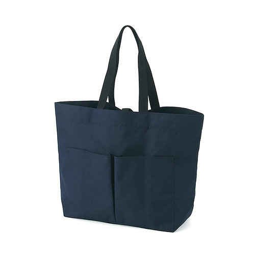 Collapsible Water Repellent Wide Tote Bag