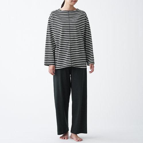 Side Seamless Jersey Pajamas