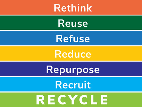 The Seven Rs of Responsible Recycling