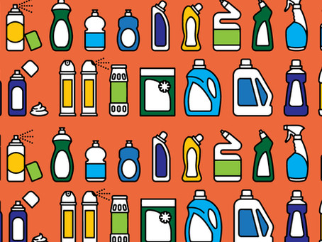 Recycling Household Chemicals
