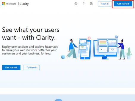 Wixサイトにヒートマップツールを導入する方法【Clarityによる行動解析】