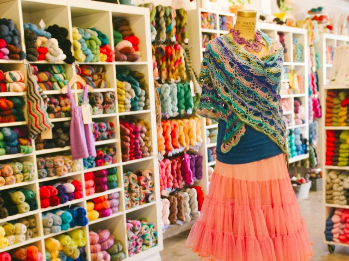 Gauge Yarn Shop