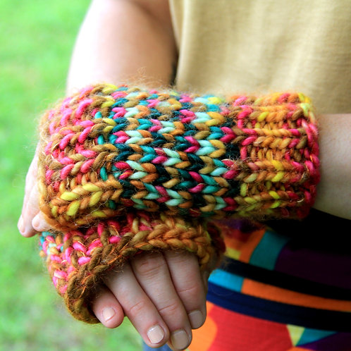 Harvest Mitts Knit Kit