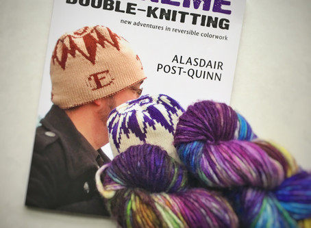 Extreme Double-Knitting Book Review