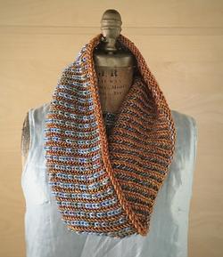 Mala Cowl Knitting Pattern