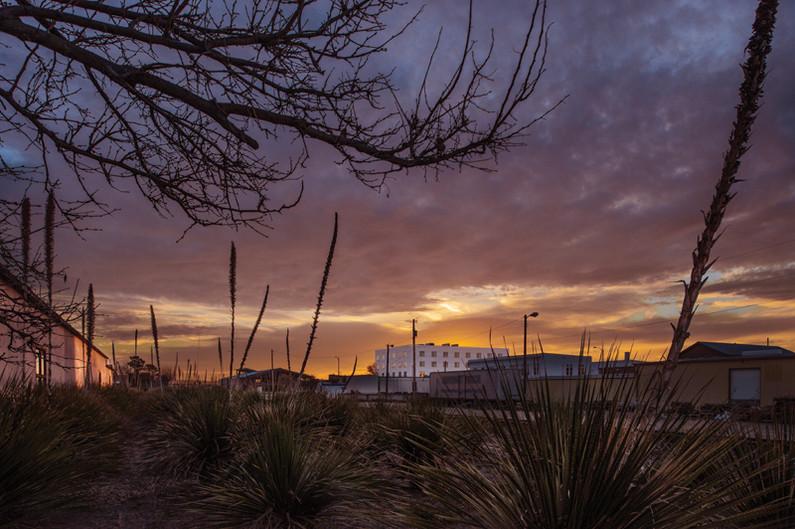 Marfa Sunset