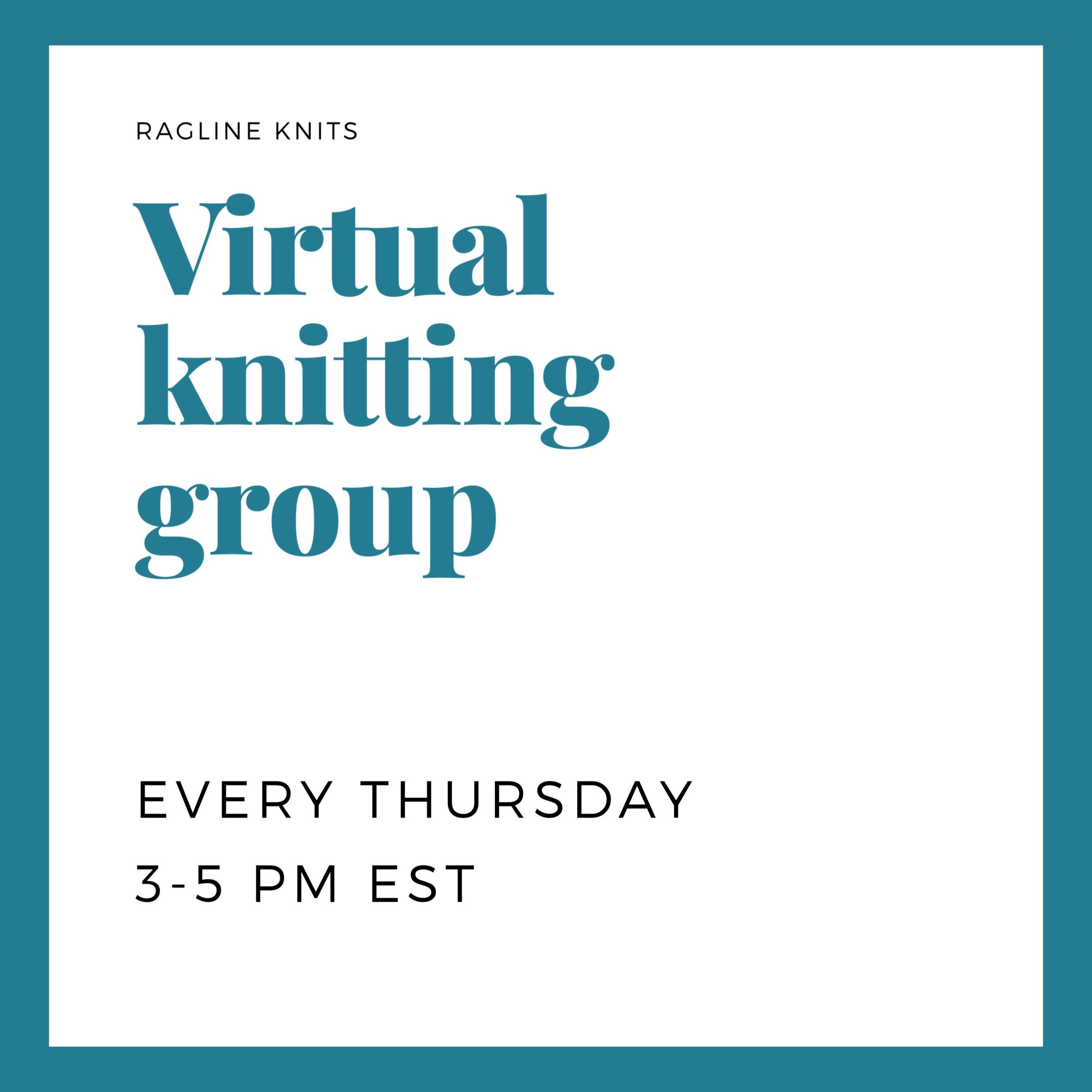 Virtual Knitting Group