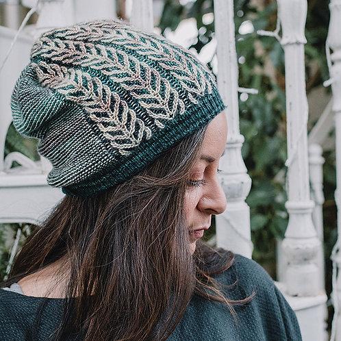 Sweetfern Brioche Hat