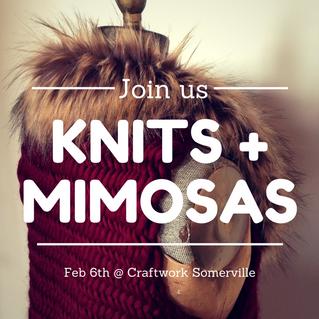 Knits + Mimosas