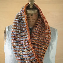 The Mala Cowl is a beginner #briochestit
