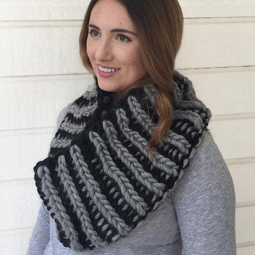 Nancy Brioche Cowl