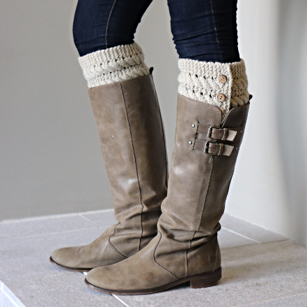 Marlie Boot Cuffs