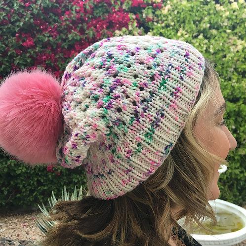Hope Yarn Over Hat