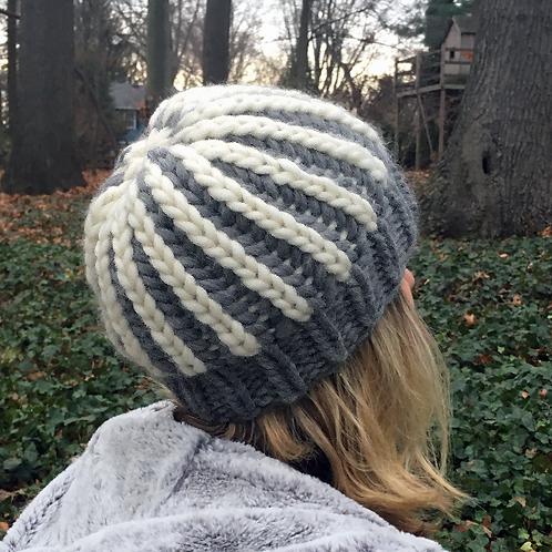 Nancy Brioche Hat