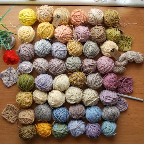 Yarn Dyeing Class