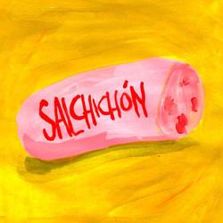 Salchichón con Salmón