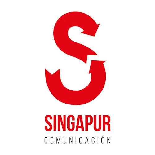 Logo Singapur