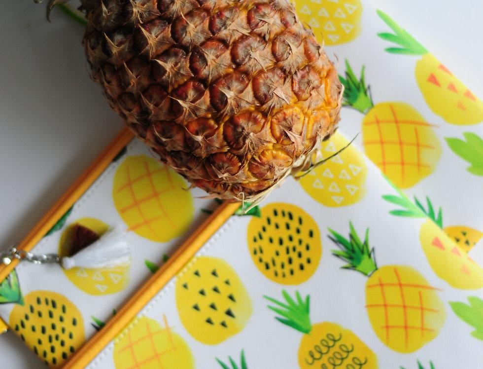 Kulturtasche Pineapple
