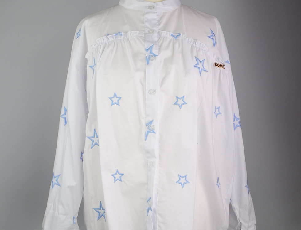 Hemd mit Sternen