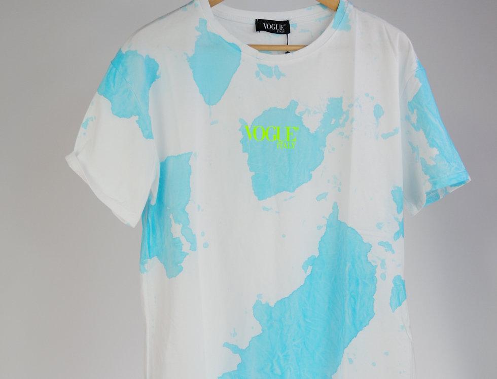 Vogue Italy shirt batik