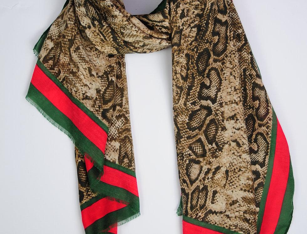 Schlangen Tuch