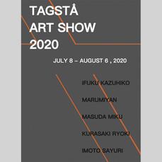 「TAGSTA ART SHOW」に参加します。