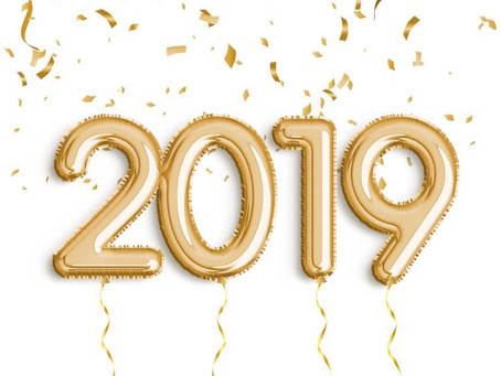 2019!🎉
