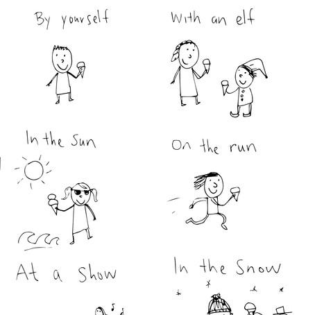 Ways to Eat Ice Cream