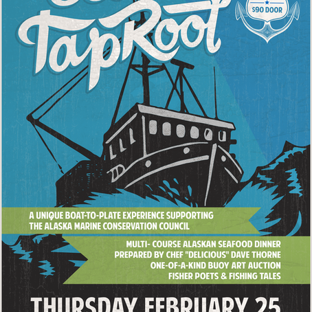 Sea to Taproot