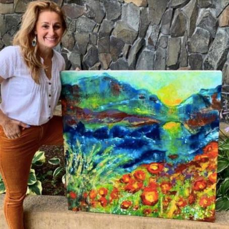 Artist Spotlight: Becky Stephan