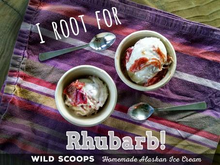 Rooting for Rhubarb