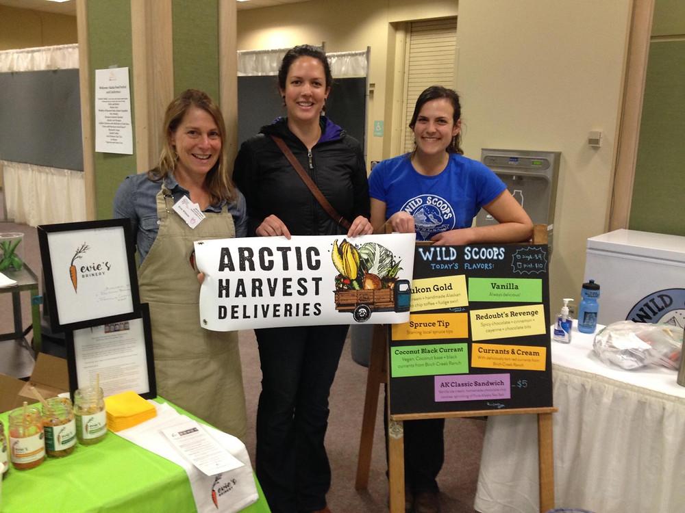 Anchorage women entrepreneurs