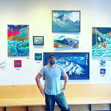 Artist Spotlight: Levi Oyster & Sarah Glaser