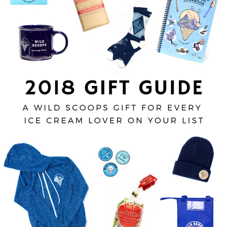 Wild Scoops Holiday Gift Guide